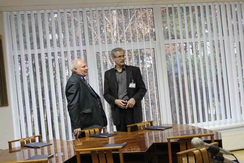 LURK posėdis VGTU 2010 10 29